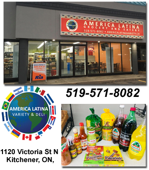 America Latina Grocery & Eatery
